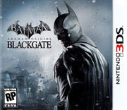 Batman: Arkham Origins Blackgate para 3DS