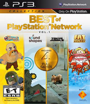 Best of PlayStation Network Volume 1 para PS3