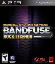 BandFuse Rock Legends para PS3