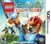 LEGO Legends of Chima: Laval-s Journey para 3DS