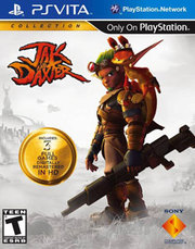 Jak and Daxter Collection para PS Vita