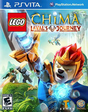 LEGO Legends of Chima: Laval-s Journey para PS Vita