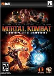 Mortal Kombat Komplete Edition para PC