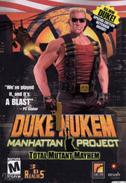 Duke Nukem: Manhattan Project para PC