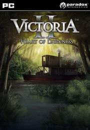 Victoria II: Heart of Darkness para PC