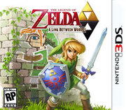 The Legend of Zelda A Link Between Worlds para 3DS