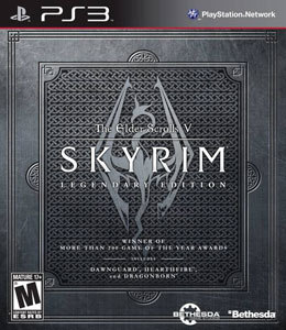 The Elder Scrolls V: Skyrim - Legendary Edition para PS3