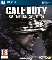 Call of Duty: Ghosts para PS4
