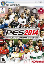 Pro Evolution Soccer 2014 para PC