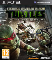 Teenage Mutant Ninja Turtles: Out of the Shadows para PS3