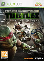Teenage Mutant Ninja Turtles: Out of the Shadows para XBOX 360