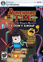 Adventure Time: Explore the Dungeon Because I Don't Know! para PC