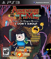 Adventure Time: Explore the Dungeon Because I Don't Know! para PS3
