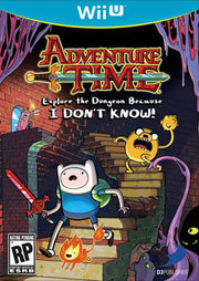 Adventure Time: Explore the Dungeon Because I Don't Know! para Wii U