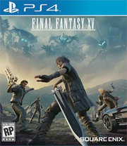Final Fantasy XV para PS4