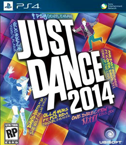 Just Dance 2014 para PS4