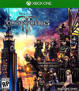 Kingdom Hearts III para Xbox One