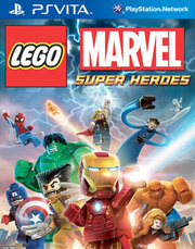LEGO Marvel Super Heroes para PS Vita