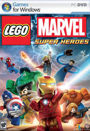 LEGO Marvel Super Heroes para PC