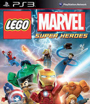 LEGO Marvel Super Heroes para PS3