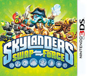 Skylanders Swap Force para 3DS