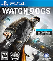 Watch Dogs para PS4