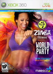 Zumba Fitness World Party para XBOX 360