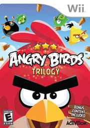 Angry Birds Trilogy para Wii
