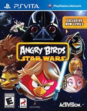 Angry Birds Star Wars para PS Vita