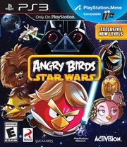 Angry Birds Star Wars para PS3