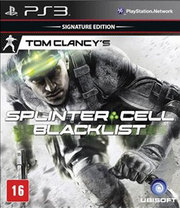 Tom Clancy's Splinter Cell: Blacklist Signature Edition para PS3