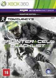 Tom Clancy's Splinter Cell: Blacklist Signature Edition para XBOX 360