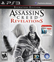 Assassin's Creed: Revelations Signature Edition para PS3