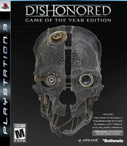 Dishonored: Game of the Year Edition para PS3