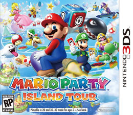 Mario Party: Island Tour  para 3DS