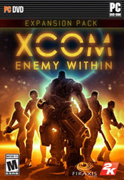 XCOM: Enemy Within para PC