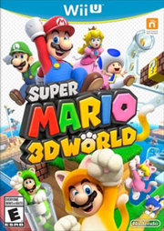 Super Mario 3D World para Wii U