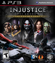 Injustice: Gods Among Us - Ultimate Edition para PS3