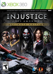 Injustice: Gods Among Us - Ultimate Edition para XBOX 360