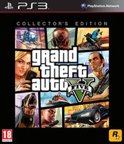 Grand Theft Auto V: Collector's Edition para PS3