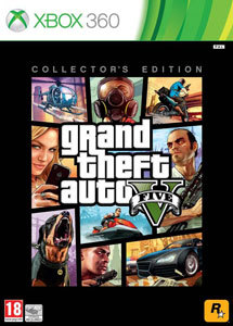 Grand Theft Auto V: Collector's Edition para XBOX 360