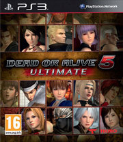 Dead or Alive 5 Ultimate para PS3