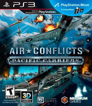 Air Conflicts: Pacific Carriers para PS3
