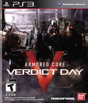 Armored Core: Verdict Day para PS3
