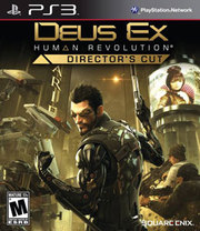 Deus Ex: Human Revolution - Director-s Cut para PS3