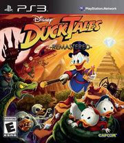DuckTales Remastered para PS3