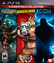 2K Essentials Collection para PS3