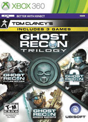 Tom Clancy-s Ghost Recon Trilogy para XBOX 360