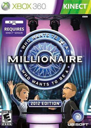 Who Wants To Be A Millionaire? 2012 Edition para XBOX 360