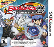 Beyblade: Evolution para 3DS